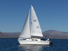 Sail Boat by MJM Insurance of Fenton (636) 343-5000